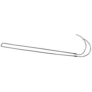 """Danfoss Pressure Transmitter Mbs3000 0-16bar, 1/4"""" Npt Plug 060g1137"""