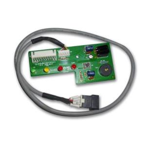 Air Curtain 90cm 115v/60hz/1ph Ecox With Remote Control