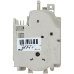 Lg Rotary Compressor 24.000btu R410 220v/1ph/60hz Internal O.L.P Includes (Cover, Gasket, Washer, Nut, Damper Rubber) Lg Gvs240k