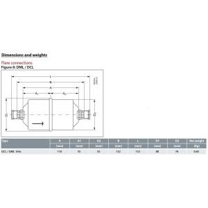 Oyon Walk-In Cooler With Floor, Door Location: L (6ft W X 12ft L X 7ft-7in H)