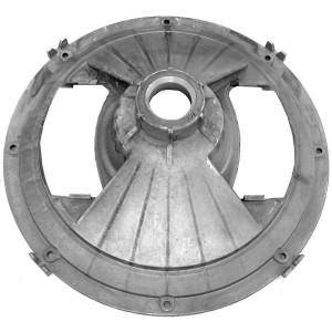 Appli Parts Fan Motor 110V 60Hz 0.12A 7.5W 2500rpm CCW Shaft Length 1.06inch APFM-2268 Fits Mabe Ref. 200D2940P001C 200D2940P002 P009 WR01F02268