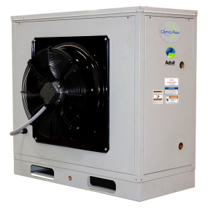 Condensing Unit 1-1/2hp R404 430v/3ph/60hz Mbp Danfoss Maneurop Optyma 114n6403 Hczc0150uwf300r Replaces: Awa7512 / Fjama125 / F