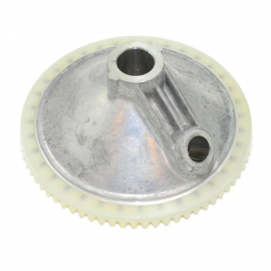 Bowl Chrome 6in With Hole Smp6n
