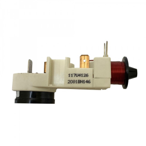 Lg Rotary Compressor 12.000btu R410 220v/1ph/60hz External O.L.P. (Includes: Olp, Cover, Gasket, Wahser, Nut, Damper Rubber) Capacitor 25mfd/370VAC Not Included Lg Gk113k / Gks113kba
