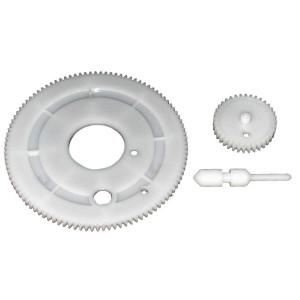 Lg Rotary Compressor 18.000btu R22 220v/1ph/60hz Internal O.L.P (Includes: Cover, Gasket, Wahser, Nut, Damper Rubber) Uses Capacitor 40mfd/370vac Not Included Lg Qj258kda / Qjs258kma / Qjs258kma
