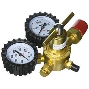 Uniweld Manifold Hoses 60in CFC HCFC HFC R410 Ez-Turn Anti-Blowback EZ5HS