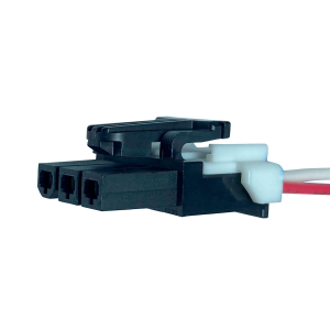 Appli Parts motor start capacitor 216-259 Mfd (microfarads) uF 110-125VAC universal fit for electric motor applications 1-7/16 in Diameter 3-3/8 in Height CON-216-110
