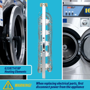 Appli Parts motor start capacitor 161-193 Mfd (microfarads) uF 250VAC universal fit for electric motor applications 1-7/16 in Wide 3-3/8 in Height CON-161-250
