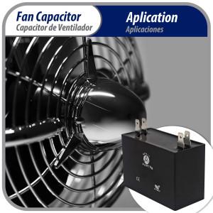 Relay Combined Danfoss 1/2hp 220v 117u6019