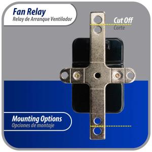 Appli Parts Water Filter Cartridge 10 in Carbon Fiber Black APWF-10CN