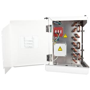 Teco Medium Duty Micro Drive 3hp 5.2 Amp 460v/3ph Ip20 L510-403-H3-N