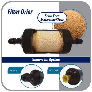 Invotech A/C Scroll Compressor 10hp R410 220-240v/3ph/60hz Yh292c7-100 121.000btu