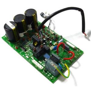 Teco Westinghouse Single Phase Tefc Motor 1hp, 1800 Rpm, 56, 115/230v S0014