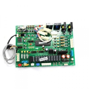 Uniweld R410 Mini-Split High Pressure Adaptor 5/16 in Female with depressor to 1/4 in SAE Male with Schrader 92863