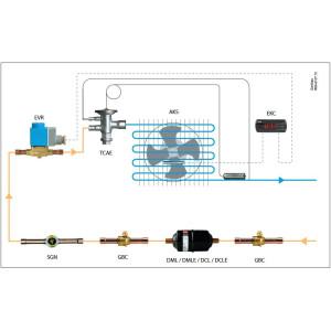 Dvr Ii Vacuum Pump Valve (1,2,3a)