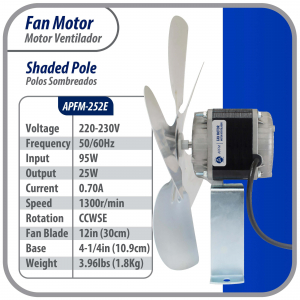 Teco Westinghouse Rolled Steel Jp/Jm Epact Odp Motor 7.5hp, 1200 Rpm, 254jp, 230/460v Djp7/56